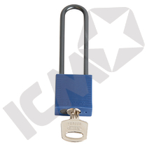 Lockout lås delvis nylon 75mm