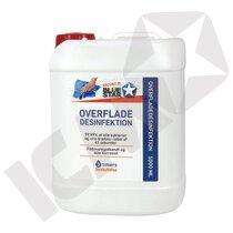 Overfladedesinfektion, 5 liter, dunk