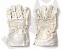 Møbellæder-handske