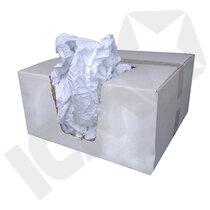 Midibox, hvid, 30x40 cm, ca. 40 klude