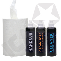 Starter-kit til ShoulderSink