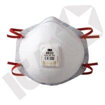 8833A FFP3D m/ventil