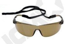 TORA Bronze Beskyttelsesbriller (Førpris 51,-)