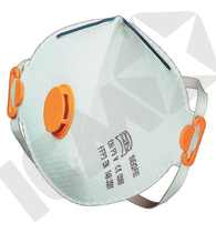 CNP3V FFP3 maske m/ventil