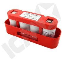 Autoflow NiMh batteri