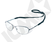 Stellar sik.brille, klar linse, metal stel (Førpris 73,-)