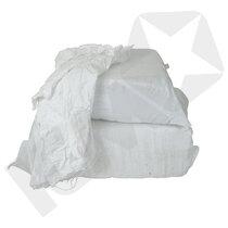 Hvid bomuldslinned (standardkvalitet), 10 kg