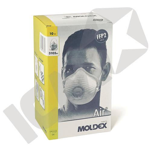 AIR FFP2D m/ventil