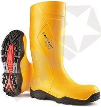 Purofort PU støvle gul S5 CI