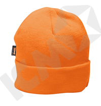 Hi-Viz orange Strikhue med Insulatex™ for