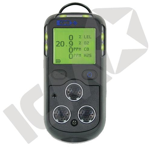 3M PS200 transportabel 4-gasdetektor m/pumpe