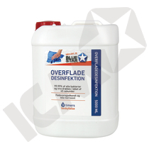 BlueStar Overflade-hånddesinfektion Dunk
