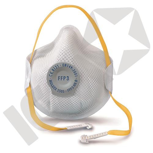 Moldex 2505 FFP3D m/ventil