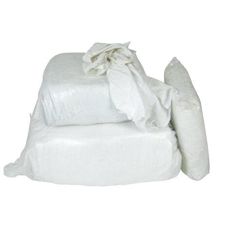 BlueStar Hvide allroundklude, 25 kg