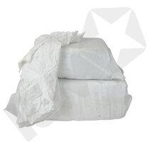 BlueStar Hvid bomuldslinned 1 (topkvalitet), 10 kg