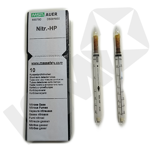 HP prøverør NO+NO2, 0.2-6.0 ppm