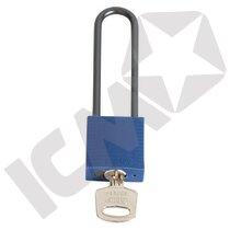 Brady Lockout Lås Alu/Nylon 75 mm