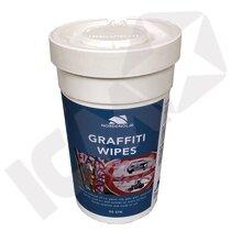 Grafitti Wipes 50 stk