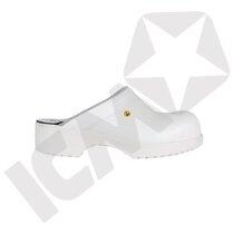 BlueStar SafetyStep 50 tøffel hvid