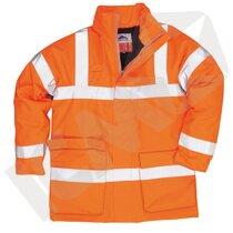Portwest Vinterjakke Antiflame Orange