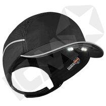 Ergodyne Letvægts Bump Cap med LED lys