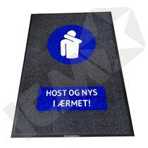 """BlueStar Entremåtte """"HOST & NYS I ÆRMET"""""""