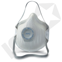 Moldex 2405 FFP2D Maske med Ventil