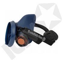 Sundstrøm SR 100 Halvmaske Silikone Str L/XL