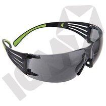 3M SecureFit 400 Sikkerhedsbriller Grå AS/AF