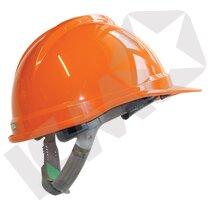 MSA V-Gard 500 Hjelm med Push-Key Indtræk (uden Ventilation)