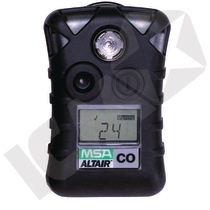 MSA Altair O2 0-25 vol% 19.5/18% med Vibrator