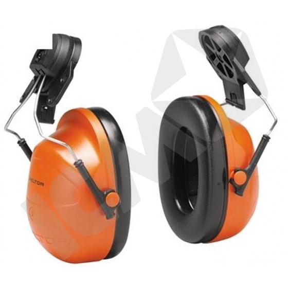 3M Peltor Orange Hjelmørekopper H31P3K